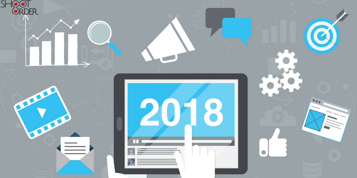 Digital Marketing Trends 2018