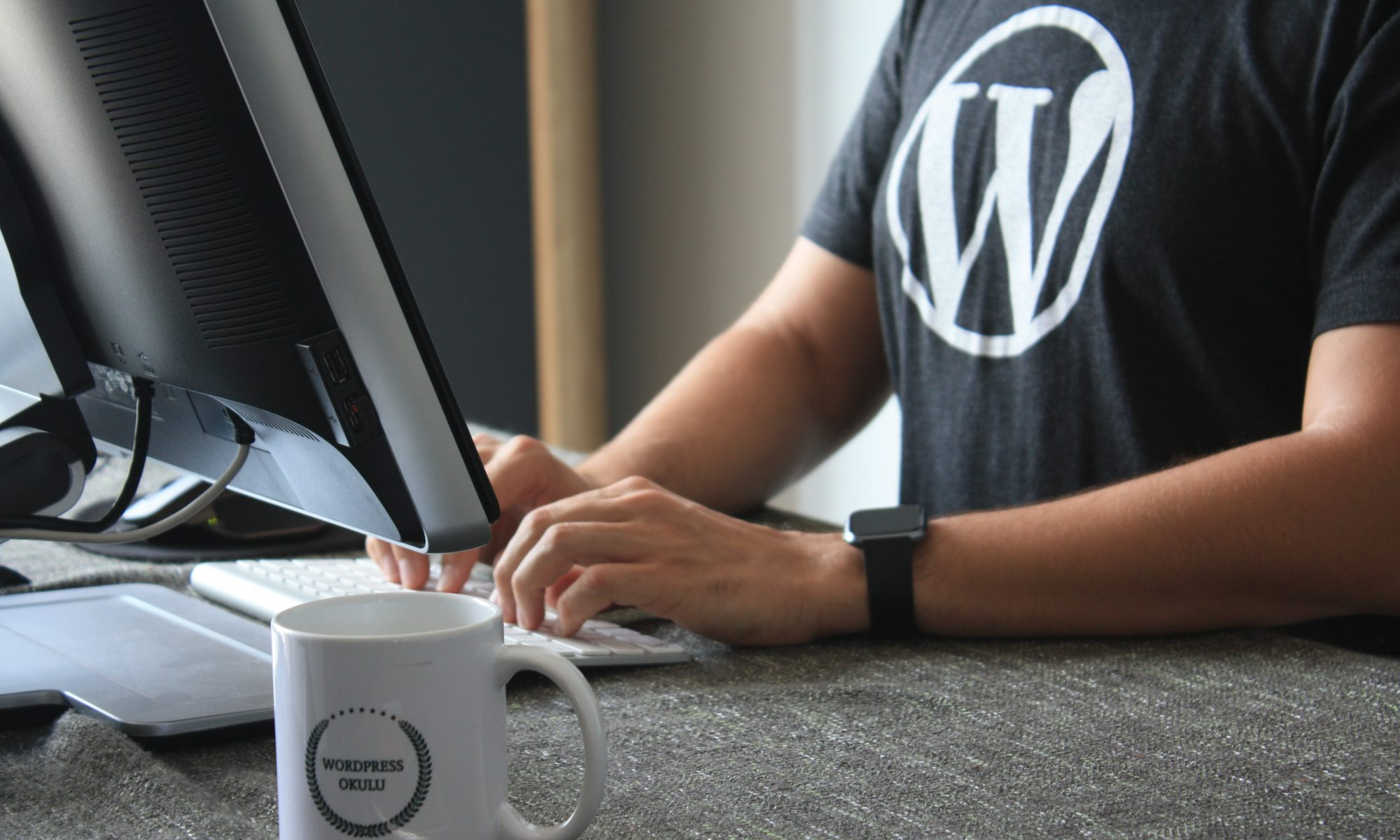WordPress is hands down the most popular CMS out there. Since it started in 2003, it's accumulated a market share of 39% of websites.